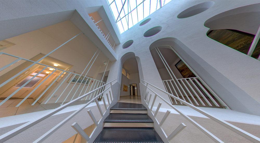 stiege rathaus salzburg 360 grad panorama