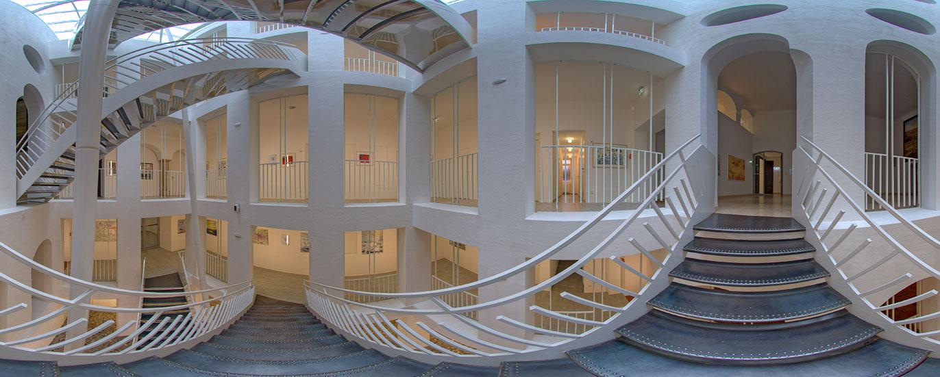 360 grad panoramen architektur gebäude